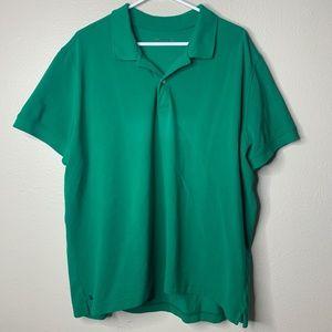 UnTuckit Green Polo Shirt XXXL